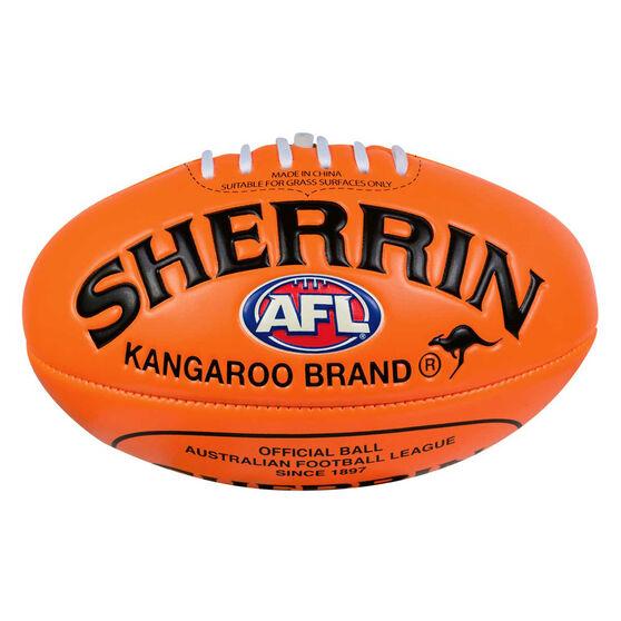 Sherrin Soft Touch Junior AFL Ball, , rebel_hi-res