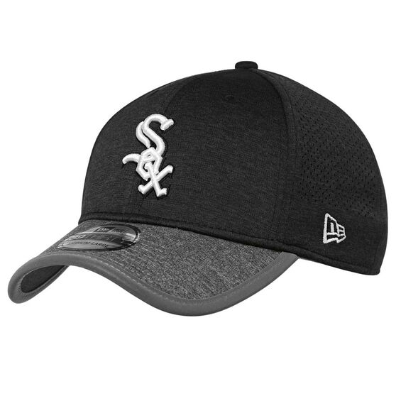 Chicago White Sox 39THIRTY Black Out Cap, , rebel_hi-res