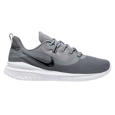Nike Renew Rival 2 Mens Running Shoes Grey / Black US 7, Grey / Black, rebel_hi-res