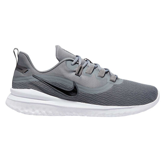 Nike Renew Rival 2 Mens Running Shoes, Grey / Black, rebel_hi-res