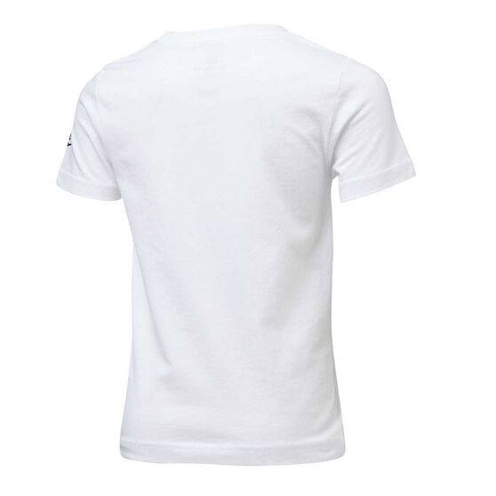 Nike Boys Futura Camo Tee White 6, White, rebel_hi-res