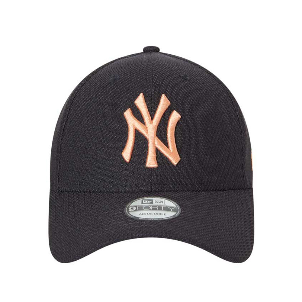on sale 8448f 16a40 New York Yankees Womens New Era 9FORTY Cap, , rebel hi-res