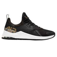 Nike Air Max Bella TR 3 Womens Training Shoes Black/Gold US 6, Black/Gold, rebel_hi-res
