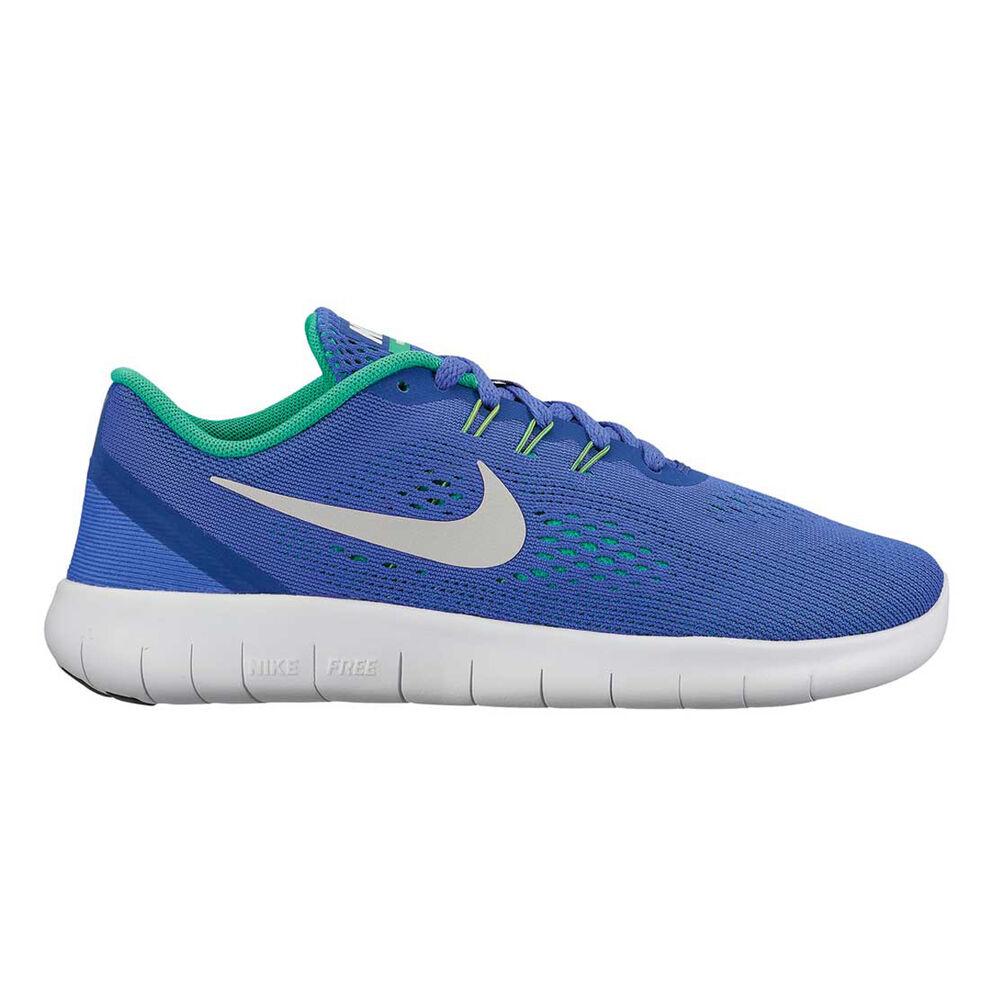 uk availability 11ba9 c34ac Nike Free Run Boys Running Shoes