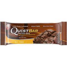 Quest Protein Bar 60G Chocolate Brownie Chocolate Brownie, , rebel_hi-res