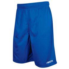 AND1 Mens No Sweat Shorts Royal Blue S Adults, Royal Blue, rebel_hi-res