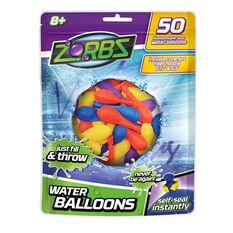 Zorbs Self Seal Water Balloons, , rebel_hi-res