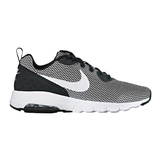 cheap for discount 7dea6 47f27 Nike Air Max Motion Low Mens Casual Shoes Black / White US 7 | Rebel ...