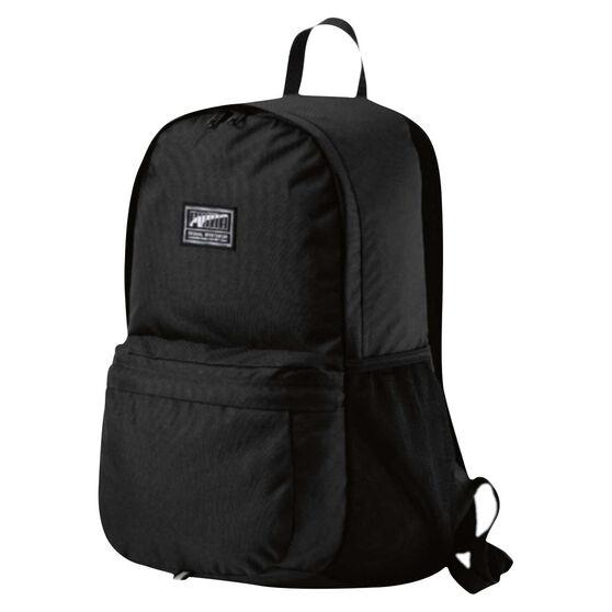 Puma Academy Backpack Black, , rebel_hi-res