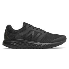 New Balance 420 2E Mens Running Shoes Black US 7, Black, rebel_hi-res