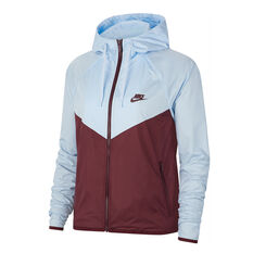 Nike Womens Sportswear Windrunner Jacket Blue XS, Blue, rebel_hi-res
