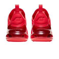 Nike Air Max 270 Mens Casual Shoes, Red, rebel_hi-res