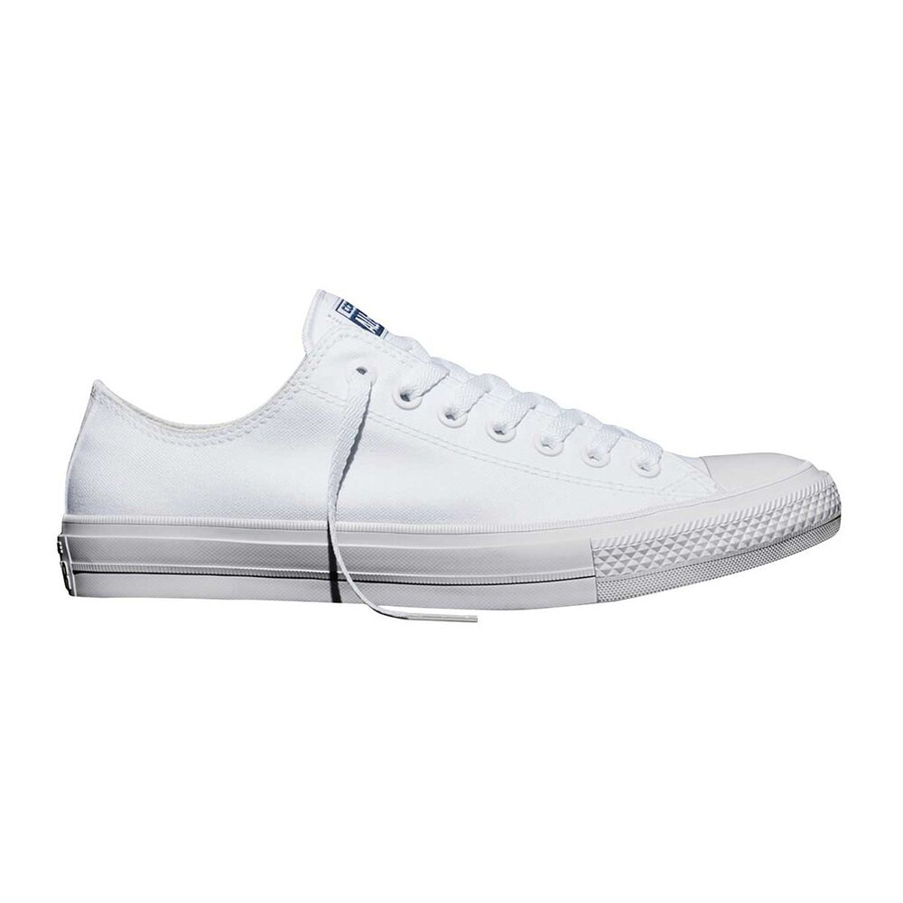 a63e1f6d63bf6 Converse Chuck Taylor All Star II Low Top Casual Shoes White US 7 ...