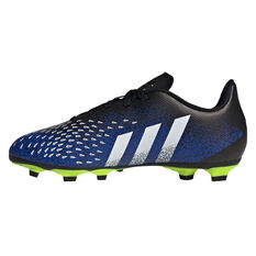 adidas Predator Freak .4 Kids Football Boots Black US 11, Black, rebel_hi-res