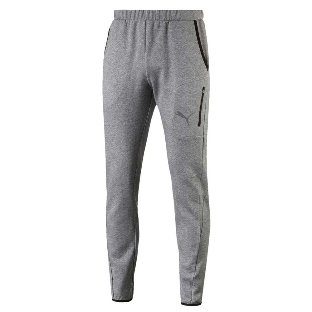 4ab68ae04 Puma Mens Evostripe Lightweight Pants Grey S Adult, Grey, rebel_hi-res