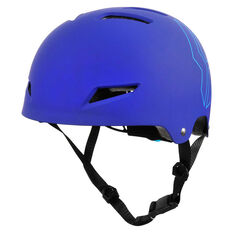 Tahwalhi Kids Helmet Blue M, Blue, rebel_hi-res