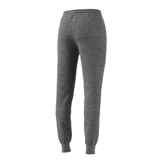 adidas Womens Essentials Linear Track Pants, Grey, rebel_hi-res