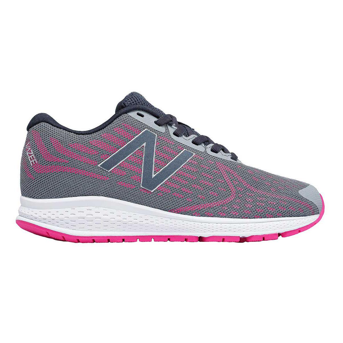 New Balance Vazee Rush v2 Girls Running Shoes Grey Pink US 7