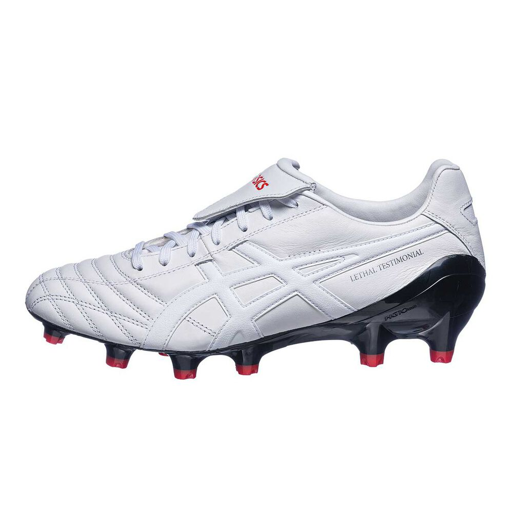 shoes for cheap reputation first special section Asics Lethal Testimonial 4 IT Mens Football Boots