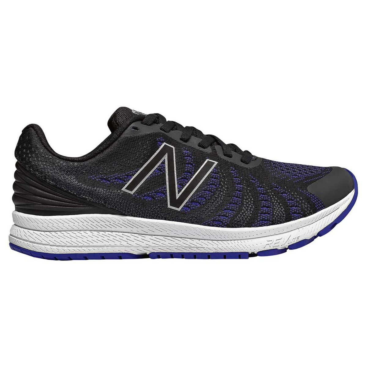 New Balance FuelCore Rush v3 Womens Running Shoes Black Blue US 6