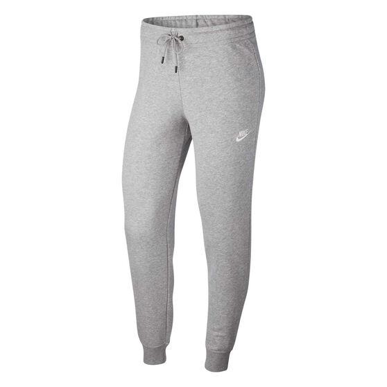 Nike Womens Sportswear Essential Track Pants, Grey, rebel_hi-res