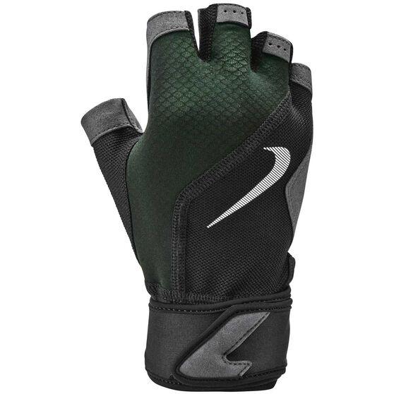 Nike Mens Premium Gloves Black S, Black, rebel_hi-res