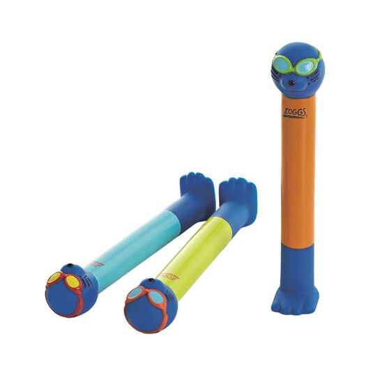 Zoggs Zoggy Dive Sticks, , rebel_hi-res