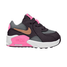 Nike Air Max Excee Toddler Shoes Black US 4, Black, rebel_hi-res