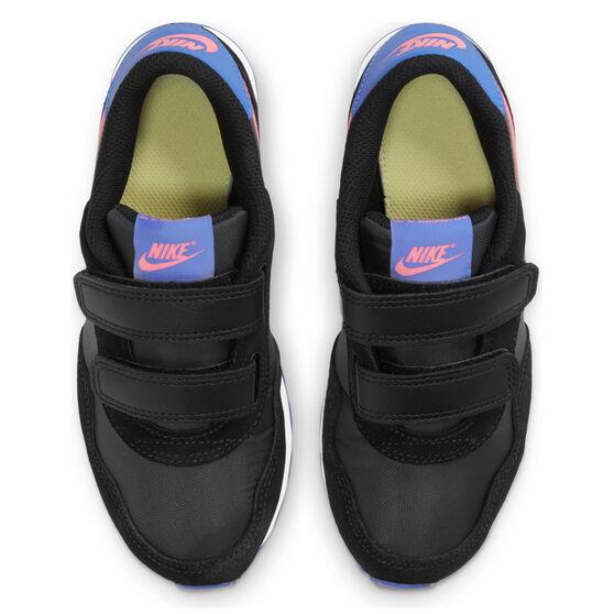 Nike MD Valiant Kids Casual Shoes, Grey/Black, rebel_hi-res