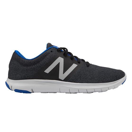 New Balance Koze Mens Running Shoes Black / White US 7, Black / White, rebel_hi-res