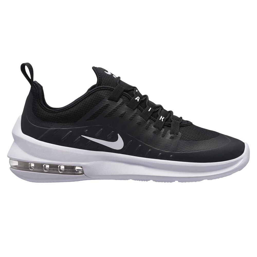 d9eeabe03a5d Nike Air Max Axis Mens Casual Shoes Black   White US 13