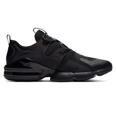 Nike Air Max Infinity Mens Casual Shoes Black US 7, Black, rebel_hi-res