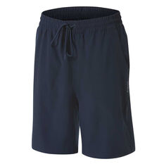 Ell & Voo Womens Lucia Walk Shorts Navy XS, Navy, rebel_hi-res