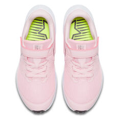 Nike Star Runner 2 Kids Running Shoes Pink / White US 11, Pink / White, rebel_hi-res