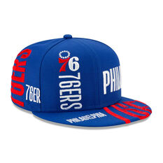 Philadelphia 76ers New Era Tip Off 9FIFTY Cap, , rebel_hi-res