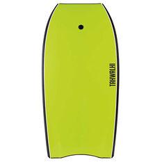 Tahwalhi Pro TX 48in Bodyboard Black / Lime, , rebel_hi-res