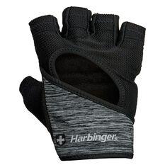 Harbinger Womens Flexfit Glove Grey S, Grey, rebel_hi-res