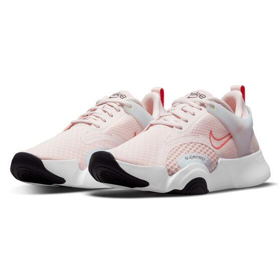 Nike SuperRep Go 2 Womens Training Shoes, Pink/Purple, rebel_hi-res