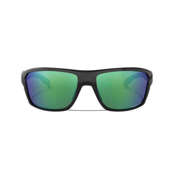 OAKLEY Split Shot Sunglasses - Polished Black with PRIZM Shallow H2O Polarized, , rebel_hi-res