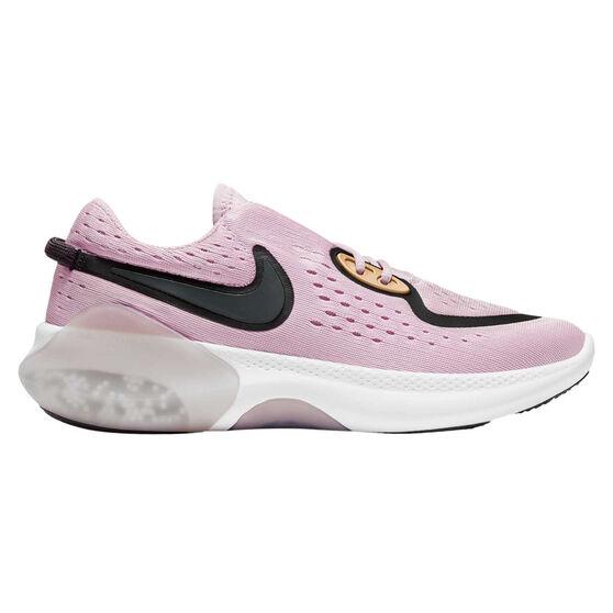 Nike Joyride Dual Run Womens Running Shoes, Purple / Black, rebel_hi-res