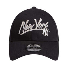 New York Yankees New Era 9FORTY Retro Script Cap, , rebel_hi-res