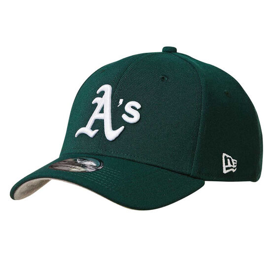 Oakland Athletics 2019 39THIRTY Team Hits Cap, Green / White, rebel_hi-res