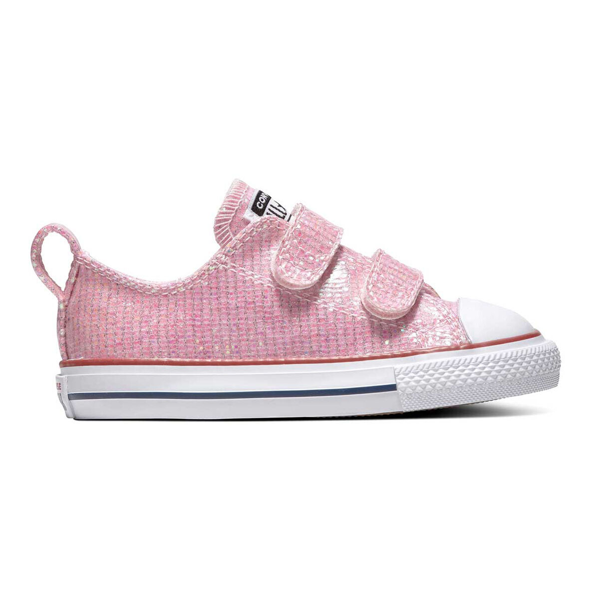 Converse Chuck Taylor All Star 2V Sparkle Toddlers Shoes