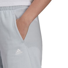 adidas Womens Sweatpants, Blue, rebel_hi-res