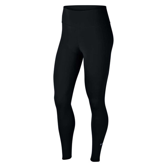 Nike Womens One Luxe Tights, Black, rebel_hi-res