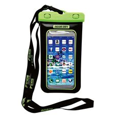 Fly Active Aqua Dry Waterproof Case Black / Lime, , rebel_hi-res