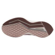 Nike Air Zoom Winflo 6 Womens Running Shoes Pink / Rose Gold US 6, Pink / Rose Gold, rebel_hi-res