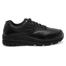 Brooks Addiction Walker Neutral Womens Walking Shoes Black US 7, Black, rebel_hi-res
