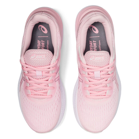 Asics GEL Excite 8 Womens Running Shoes, Pink/Silver, rebel_hi-res