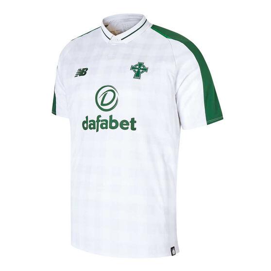 low priced b3a7a edbfe Celtic FC 2018 / 19 Mens Away Jersey M